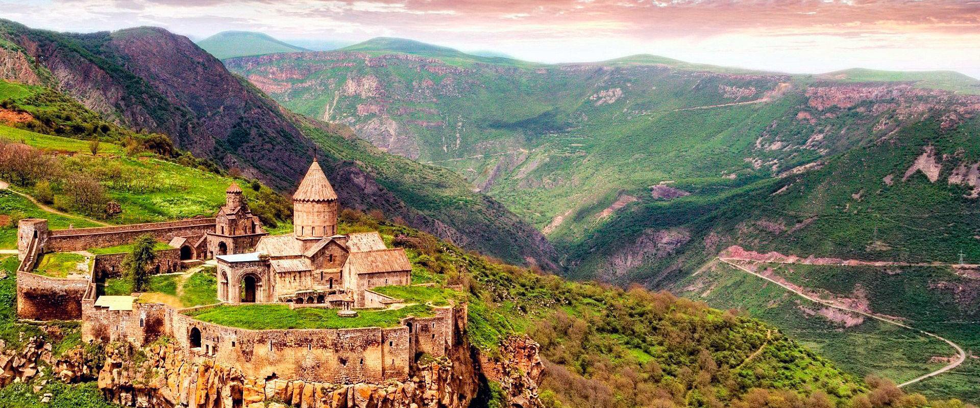Arménie monastère UNESCO