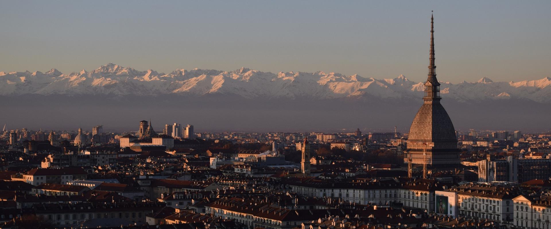 « Turin, la Royale », ville capitale