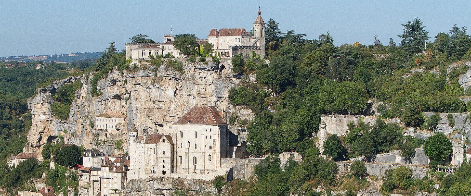 Rocamadour - Image Marc Miraille de Pixabay